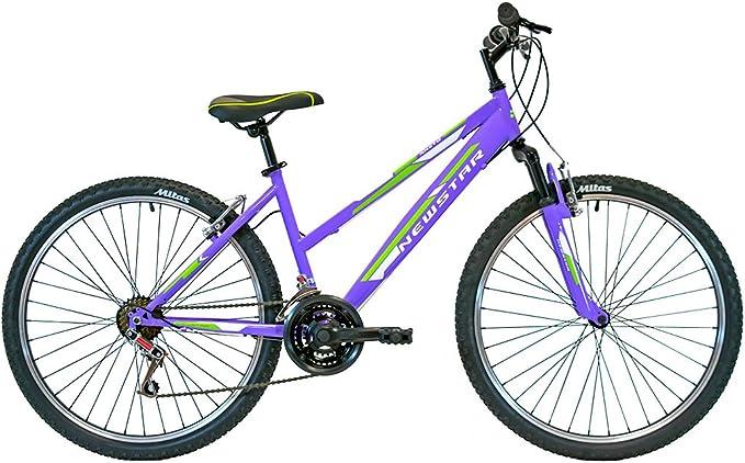 New Star 87MS311A - Bicicleta BTT 26