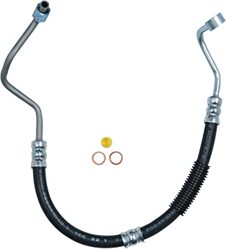 power steering pressure line hose assembly