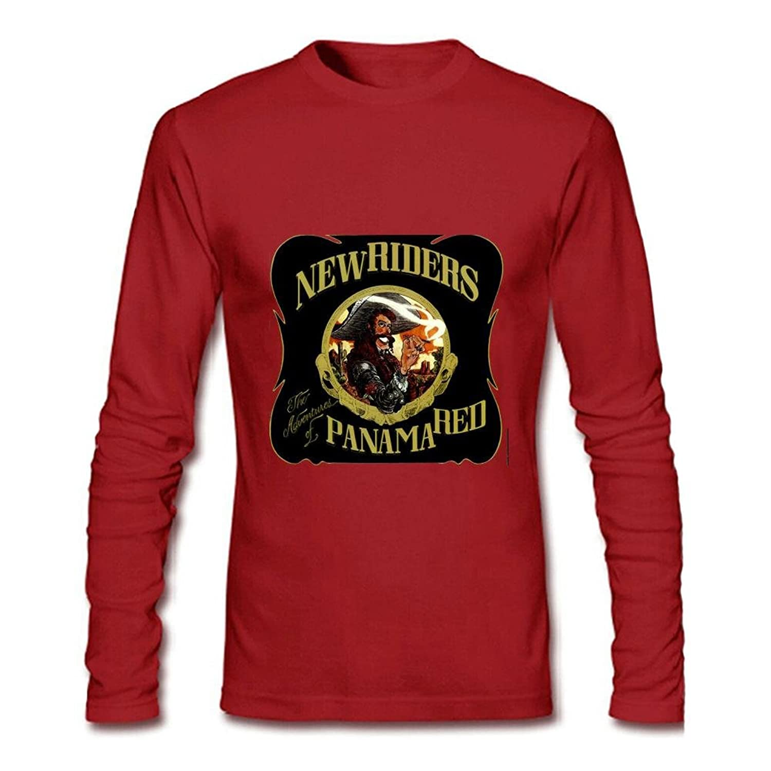 Men's The New Riders Of The Purple Sage Long Sleeve T-Shirt