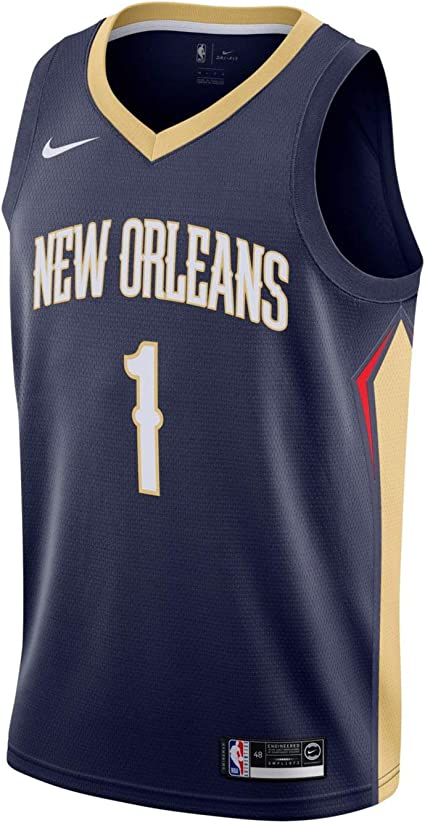 new orleans pelicans nike jersey