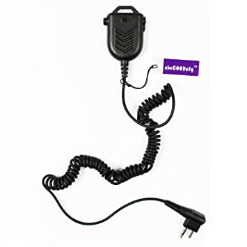 Abcgoodefg shoulder remote handheld speaker mic for cp200 cp200 xls pr400 ep450 gtx gp300 p1225 cp185 p110 sp50 motorola 2 way radios walkie talkies abcgoodefg shoulder remote handheld speaker mic for cp200 cp200 xls pr400 ep450 gtx gp300 p1225 cp185 fand Images