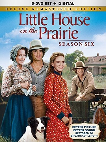 (Little House On The Prairie Season 6 Deluxe Remastered Edition [DVD])
