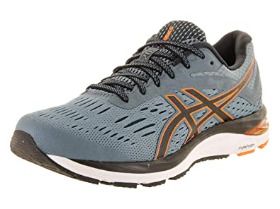 new concept 753d7 3c964 ASICS Gel-Cumulus 20 Men s Running Shoe Iron Clad Black 8.5 D(M