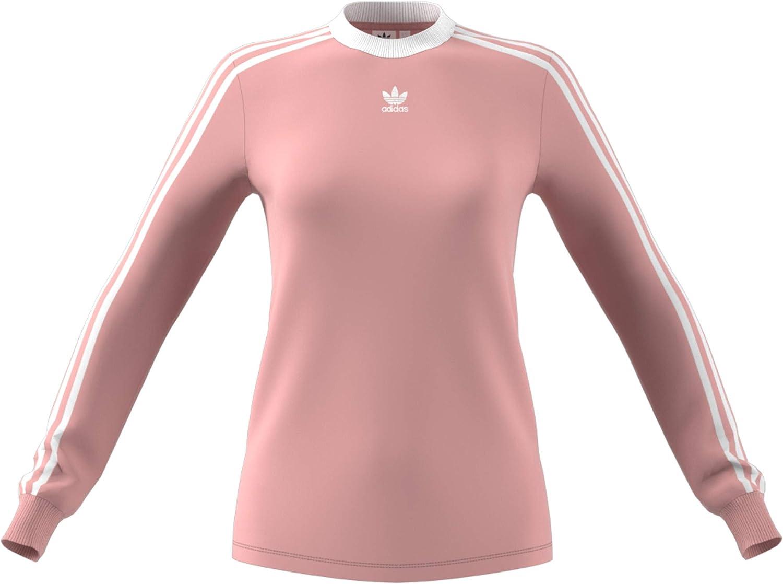 adidas longsleeve damen rosa