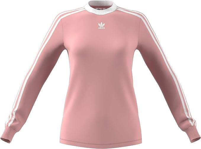 adidas Damen T-Shirt 3-Stripes