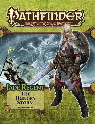 Download Pathfinder Adventure Path: Jade Regent Part 3 -  The Hungry Storm pdf epub