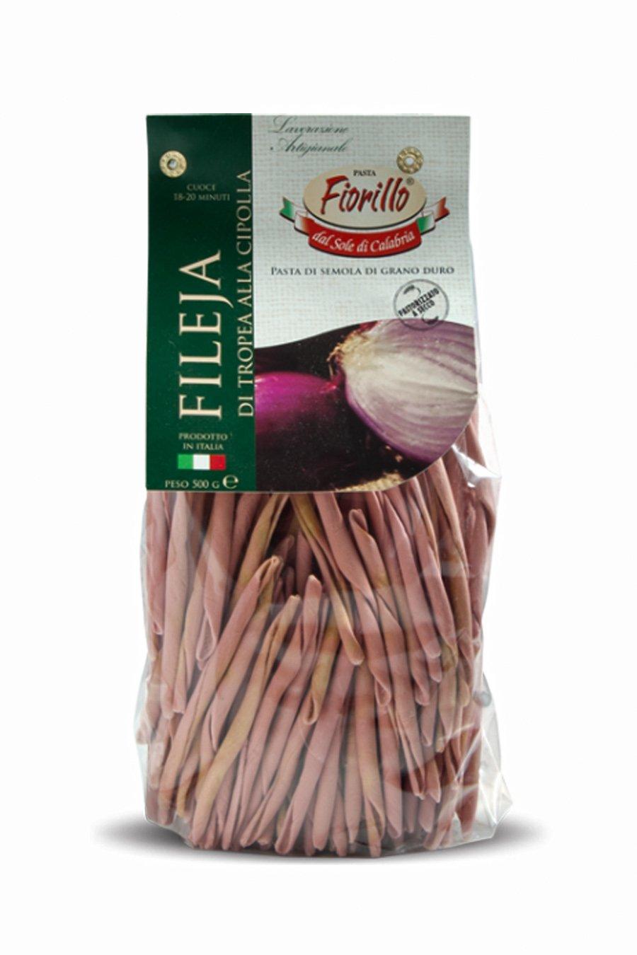 FILEJA PICANTE FIORILLO 500GR PASTA ITALIANA GOURMET EXTRUIDA EN BRONCE: Amazon.es: Alimentación y bebidas