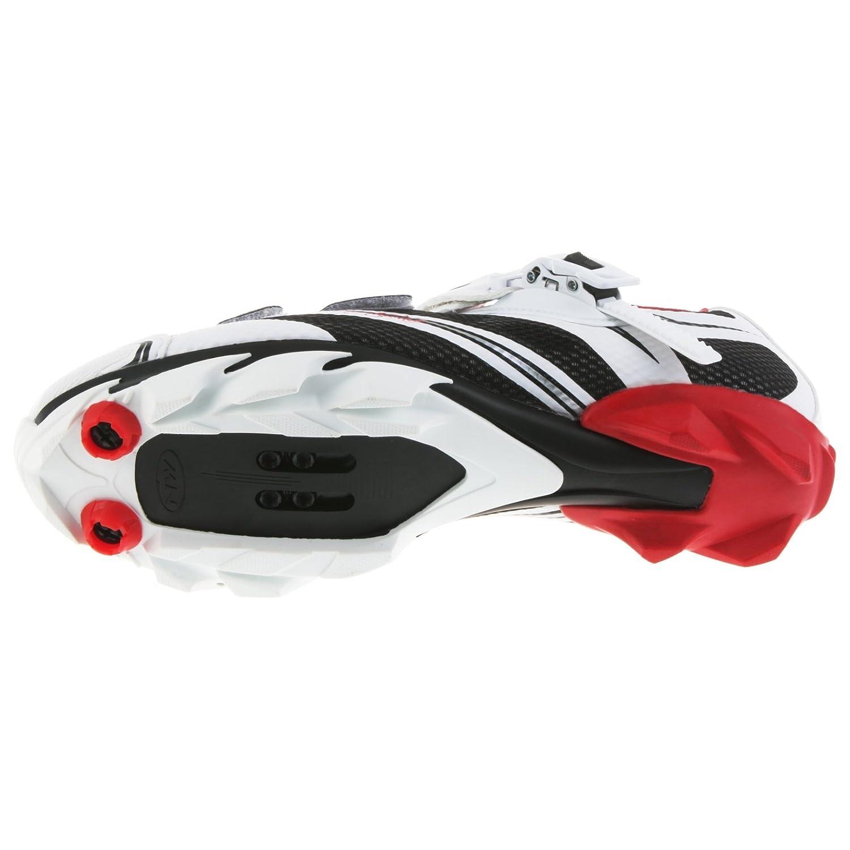Northwave Katana Katana Katana S.R.S Damen MTB Fahrrad Schuhe schwarz weiß rot 2016 1619f9
