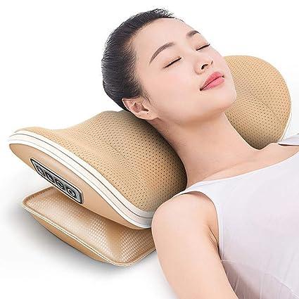 Masaje de cuello de almohada, masaje almohada cervical ...