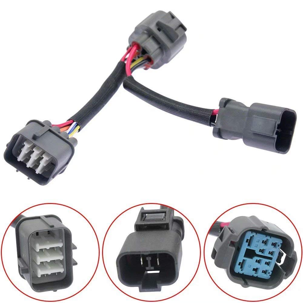 Amazon.com: Engine Harness OBD1 to 10 Pin OBD2 Distributor ... on