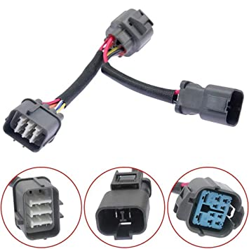 Amazon.com: Engine Harness OBD1 to 10 Pin OBD2 Distributor ... on dog harness, fall protection harness, oxygen sensor extension harness, safety harness, alpine stereo harness, obd0 to obd1 conversion harness, suspension harness, nakamichi harness, battery harness, amp bypass harness, pet harness, pony harness, maxi-seal harness, cable harness, radio harness, electrical harness, engine harness,