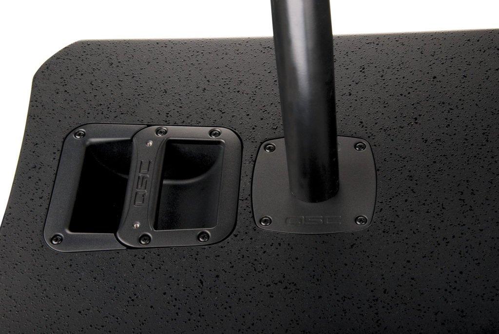 QSC KSub Powered Subwoofer - 1000 Watts, 2x12''