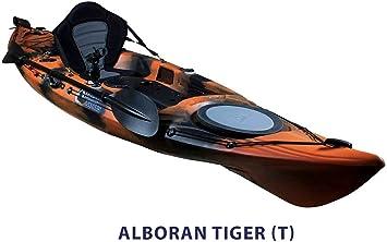Galaxy Kayak de Pesca Rider (Tiger): Amazon.es: Deportes y