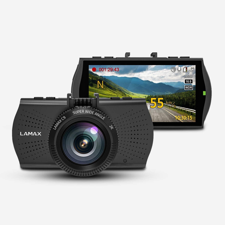 Lamax C9 Dashcam met GPS