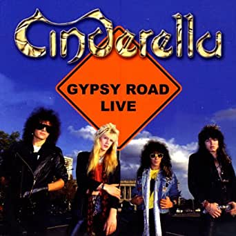 Gypsy Road Live by Cinderella on Amazon Music - Amazon com