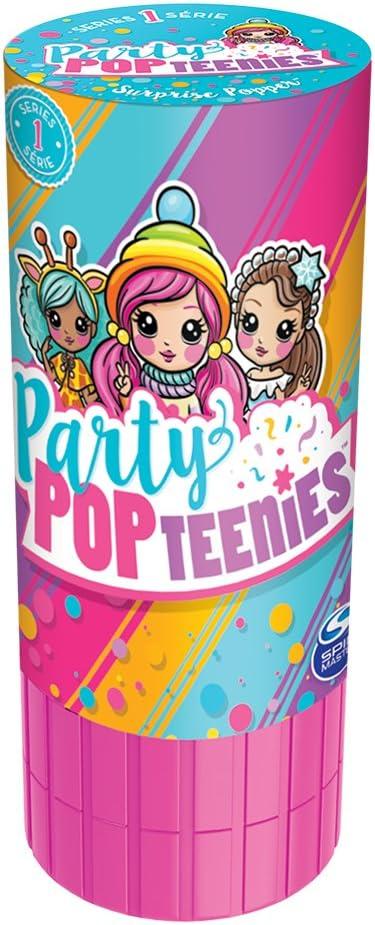 Partypopteenies - Lanzador Sorpresa (Bizak, 61924680) , color/modelo surtido