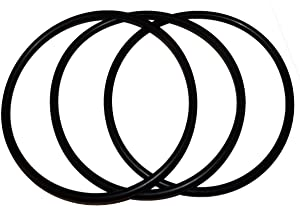 Captain O-Ring LLC - Replacement for Pentek, Pentair 350013 Lid O-Ring - Pool and Spa Pump ORing (3 Pack)