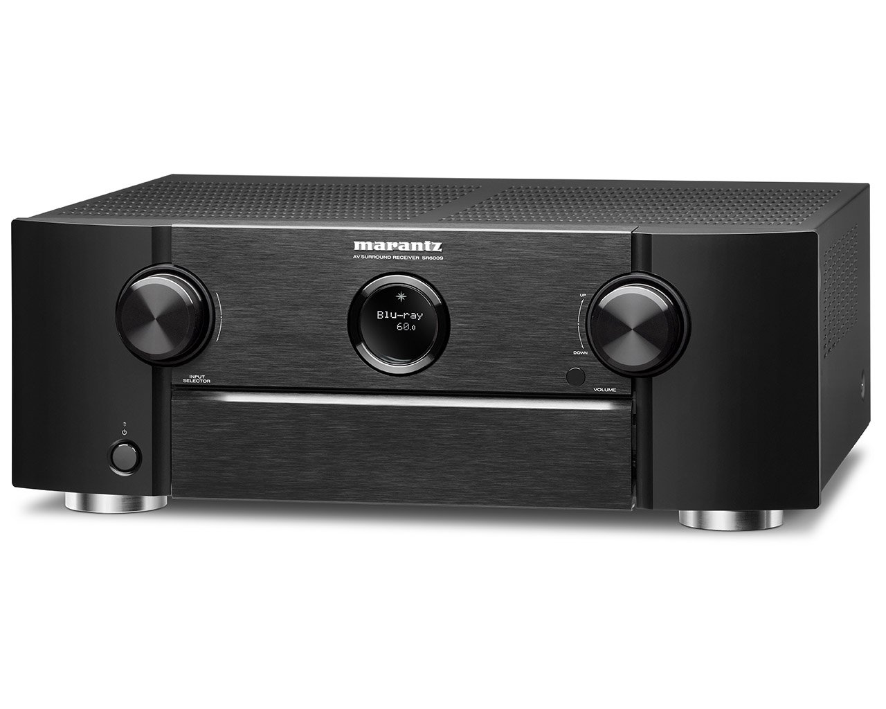 Amazon.com: Marantz SR6009-R Refurbished 7.2 Network Home Theater AV  Receiver Features Built-In Wi-Fi and Bluetooth: Home Audio & Theater
