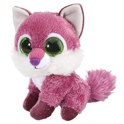 """Wild Republic Fox Plush Toy, Stuffed Animal, Plush Toy, Raspberry L'il Sweet & Sassy 5"""": Toys & Games"""