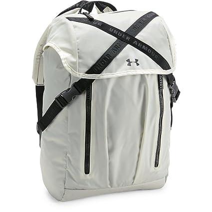92037c8ff2 Amazon.com: Under Armour Women's Beltway Backpack, Metallic Cristal ...