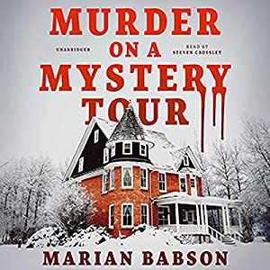 Murder on a Mystery Tour Audiobook