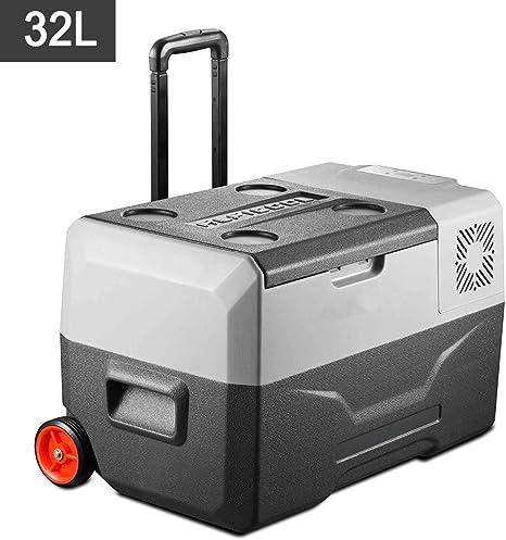 WJSW Refrigerador portátil para automóvil de Alta Capacidad, Mini ...