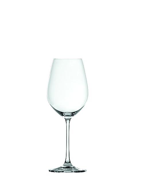 94c406dfc1df Amazon.com  Spiegelau Salute Red Wine Glasses - (Clear