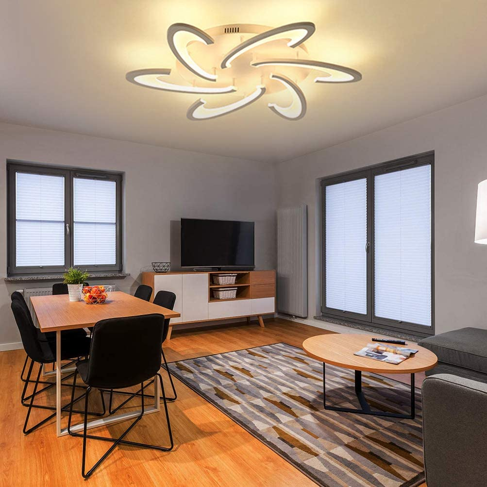 LED Kinderzimmer Deckenleuchte Modern,Dimmbar Schlafzimmer
