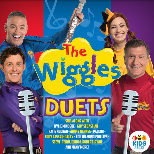 CD : The Wiggles - Duets (CD)