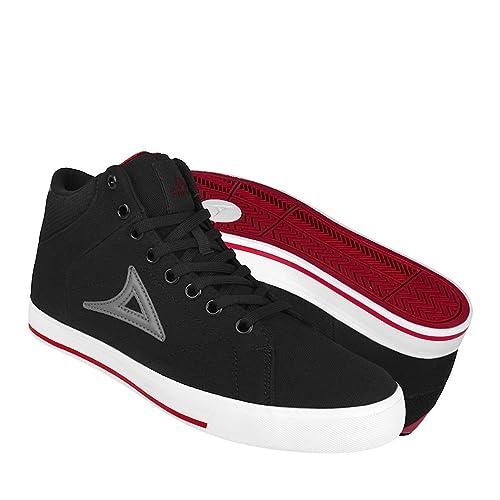 134e693d93313 PIRMA Zapatos ATLETICOS Y URBANOS 422 25-29 Lona Negro  Amazon.com ...