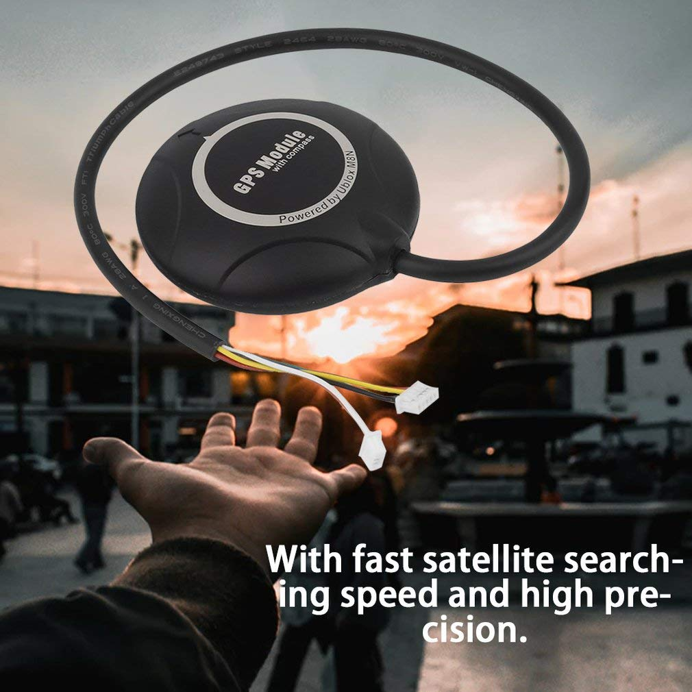 1pcs module de contr/ôleur GPS OCDAY NEO-M8N avec Compass PX4 Pixhawk TR