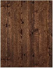 York Wallcoverings ET2047SMP Enchantment Hollywood Wallpaper Memo Sample, 8-Inch x 10-Inch, Cocoa, Charcoal