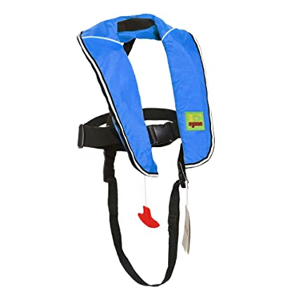 Amazon Com Eyson Inflatable Life Jacket Vest For Child Classic