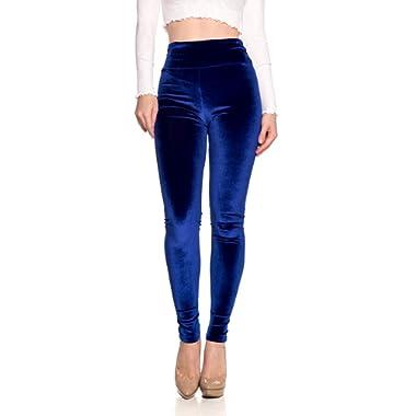 Cemi Ceri Women's J2 Love Velvet High Waist Leggings