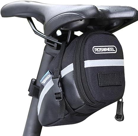 Pawaca sillín de Bicicleta Asiento Bolsa, Wedge Pack, Bolsa ...