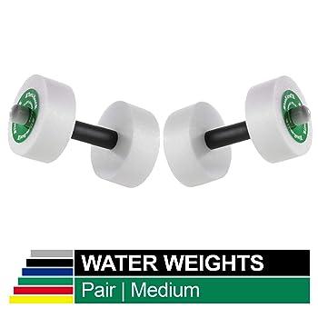 TheraBand Water Weights Aquatic Dumbbells