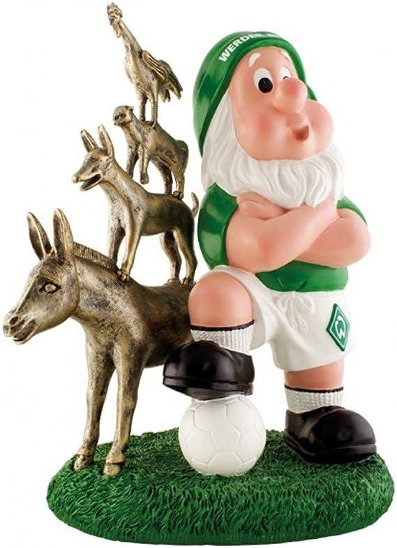 SV Werder Bremen 50001884 Gartenzwerg Stadionsitz