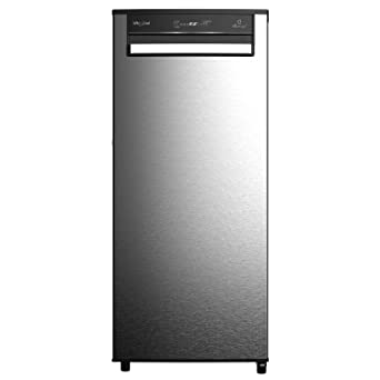 Whirlpool 200 L 3 Star   2019   Direct Cool Single Door Refrigerator  215 VITAMAGIC PRO 3S, German Steel  Refrigerators