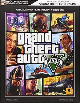 Guía Grand Theft Auto V - Edición Actualizada: Amazon.es: Vv.Aa.: Libros