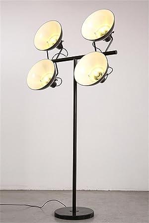 H&M Lámparas de pie lámparas de pie de antorcha para los ...