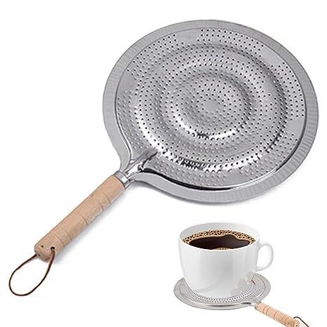 Anillo difusor de calor, reductor de llama para gas y estufa eléctrica, inducción,