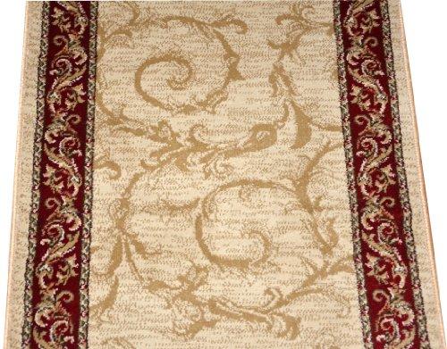 Dean Scrollworks Carpet Hallway Runner