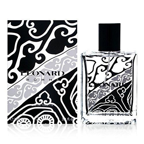 Leonard for Men Eau De Toilette Spray, 3.4 - Leonard Perfume