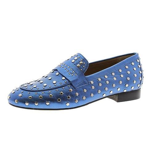 Zapatos Mujer Mocasines Naúticos Toral 10801 Azul 40: Amazon.es: Zapatos y complementos