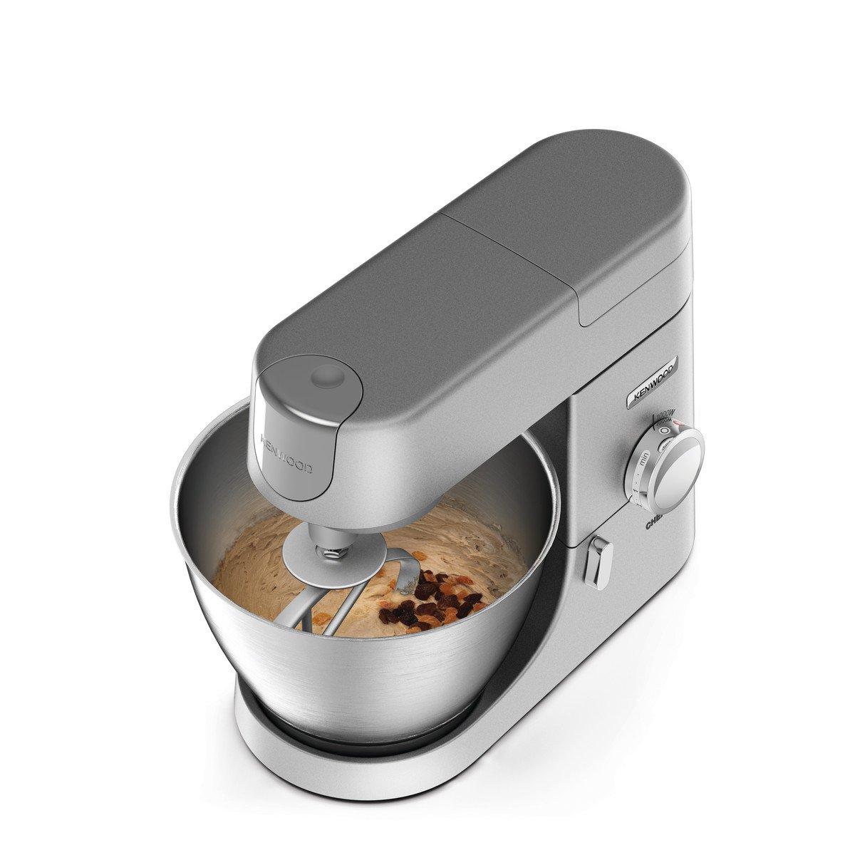 Kenwood KVC3110S Robot de cocina, accesorios de bol, indicador de velocidades 1000 W, 4.6 litros, Metal, Plata: Amazon.es: Hogar