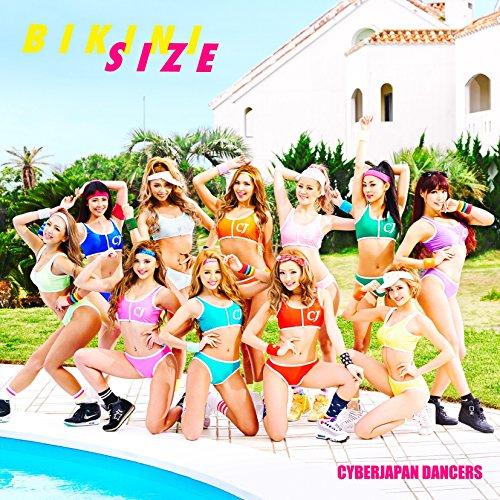 Cyberjapan Dancers - Bikini Size (CD+DVD) [Japan CD] TYCT-30059