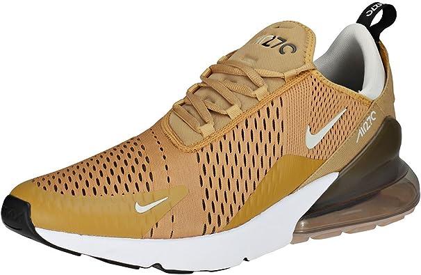 Nike AH8050 700 Air Max 270 Sneaker Gold