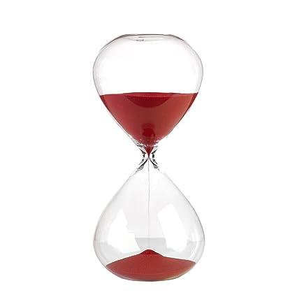 Reloj de arena 90min rojo de colour beige - Polo potten