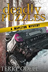 Deadly Puzzles (Mapleton Mystery Book 3) (English Edition)
