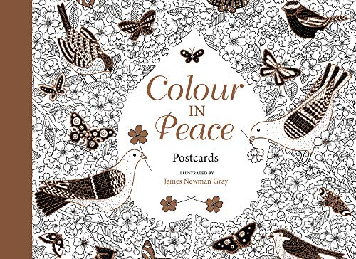 Colour in Peace Postcards: A Reflective Journey